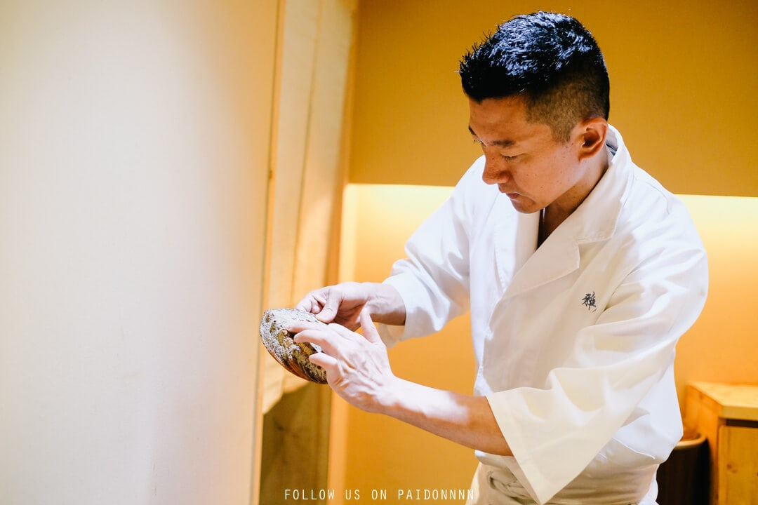 Omakase, Sushi Masato: Omakase dining experience with one michelin star.